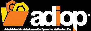 2020_Logo Marca Registrada ADIOP BLANCO